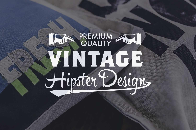 retro logo designs